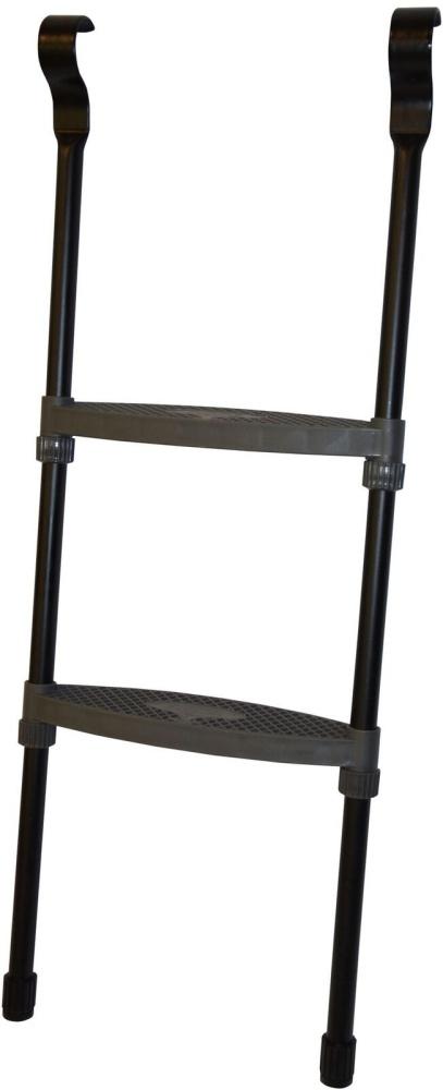 schwarze Leiter für dein Trampolin